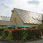 Extérieur et terrasse