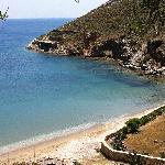 Tzamaria beach