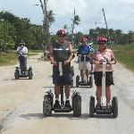 Thank you Segway Antigua for taking photos!