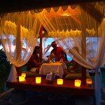 Romantic diner Dajuma restaurant www.dajuma.com