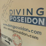 diving poseidon board