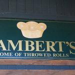 Lambert's II