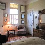 Relax and retreat at the inn, just blocks from town