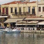 Rethmno Port