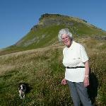 One of our guest on Pen-y-Ghent - Whats next on the list?