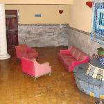 descanso en el piso 4