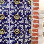 mosaicos en escalera a segundo piso