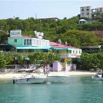 Coming into St. John