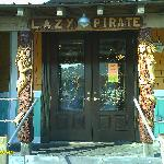 Lazy Pirate Bar & Grill at the motel