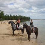 Happy Trails beach ride, Nassau Bahamas