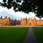Hampton Court by Bike