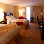 Room 507-- very clean and comfortable