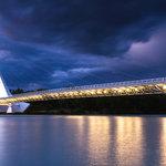 Famous Sundial Bridge