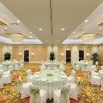 Conference Room - Wedding Set-up