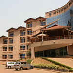 Metropole Hotel Kampala - Building