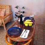 La Luna Dining Area