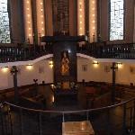 interior de la Catedral St. Edwigs