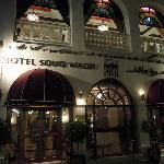 Hotel Souq Waqif exterior