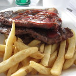 Pork chops & French Fries