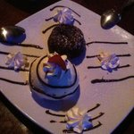 Chocolate Lava Desert just Delicious.!!!