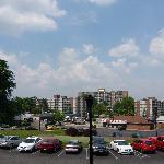 Suburban view!