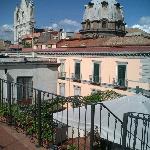 vista da terrazzo