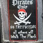 """Rye town could pass as a film set in the """"Pirates"""" movies...."""
