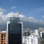 Dese el Hotel Sheraton Quito