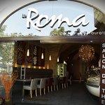 Façade du restaurant - Le Roma
