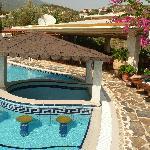 Hotel-Hadrian Kas Türkei 2011
