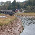 Irish River Covered Bridge