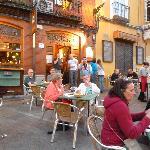 Bar Leon in St Martins