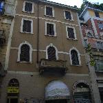 Einfach und zweckmäßig: das Hotel Verona