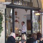 Carette on the Place des Vosges