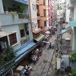 Hotel Alleyway