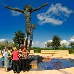 The Statue of the Risen Christ, Medjugorje