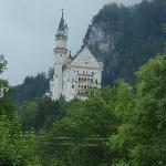 el castillo desde donde se recogen las entradas