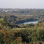 Blick auf die Ruhr, view of Ruhr river