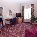 One Bedroom - King Suite