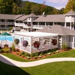 At the door step of beautiful Lake George