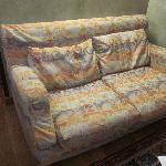sad couch