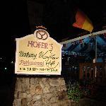 Hoffer's in Helen, GA