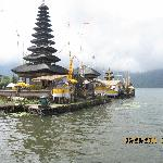 temple in the water