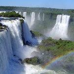 As cataratas dede Brasil