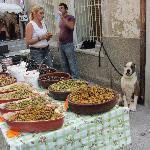 Argeles sur Mer market day 1