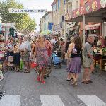 Argeles sur Mer market day 2