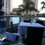 Outside Dinning