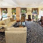 Gaffney Hotel Lobby