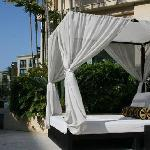 Adults only cabanas