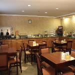 Quality Inn Temecula Q Corner Cafe Breakfast 2